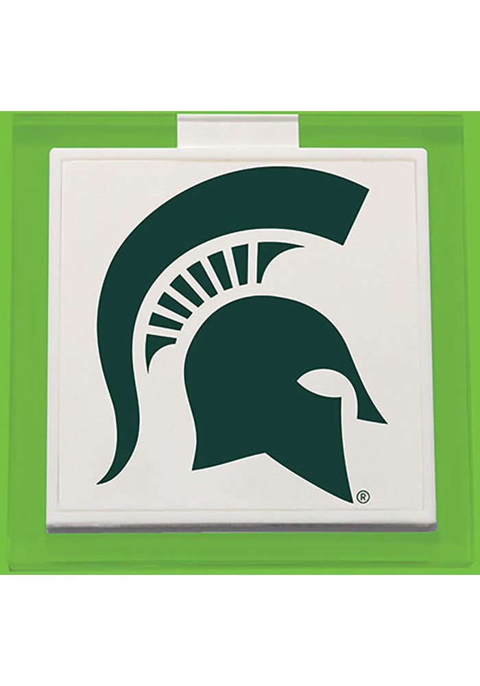 Michigan State Spartans Wireless Pad Phone Charger - Image 1
