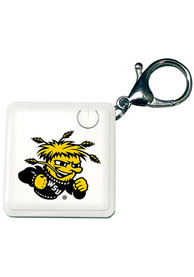 Wichita State Shockers Key Tag Phone Charger