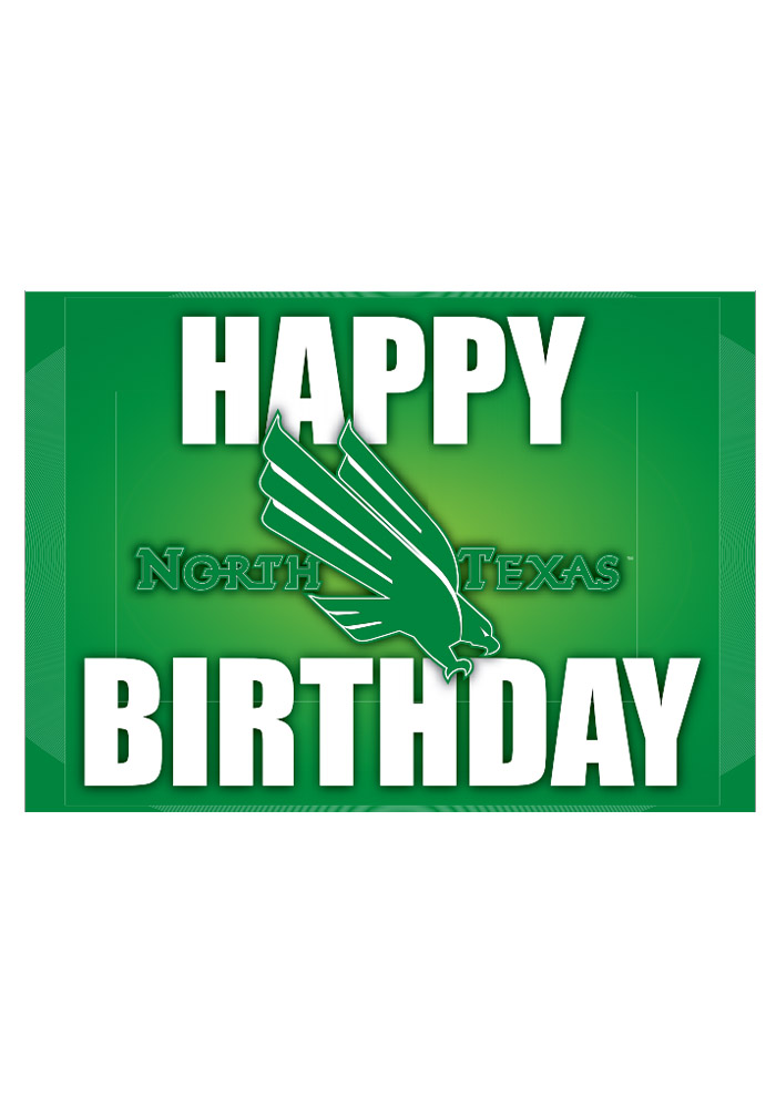 North texas mean green happy birthday card 21230697 north texas mean green happy birthday card bookmarktalkfo Gallery