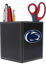 Penn State Nittany Lions Leather Desk Caddy