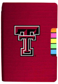 Texas Tech Red Raiders Highlighter Notebooks and Folders