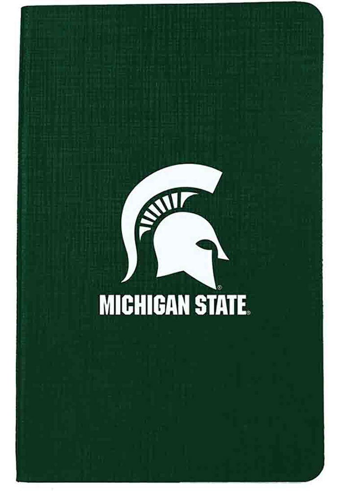 Michigan State Spartans Small Notebooks and Folders - Image 1