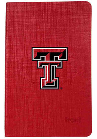 Texas Tech Red Raiders Small Notebooks and Folders