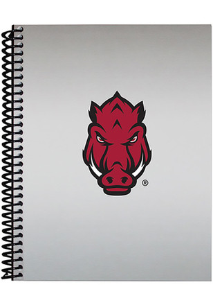 Arkansas Razorbacks Spiral Notebooks and Folders