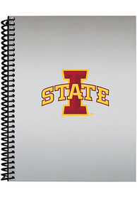 Iowa State Cyclones Spiral Notebooks and Folders