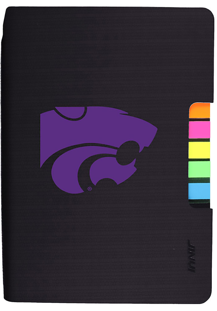 K-State Wildcats Highlighter Tab Notebooks and Folders - Image 1