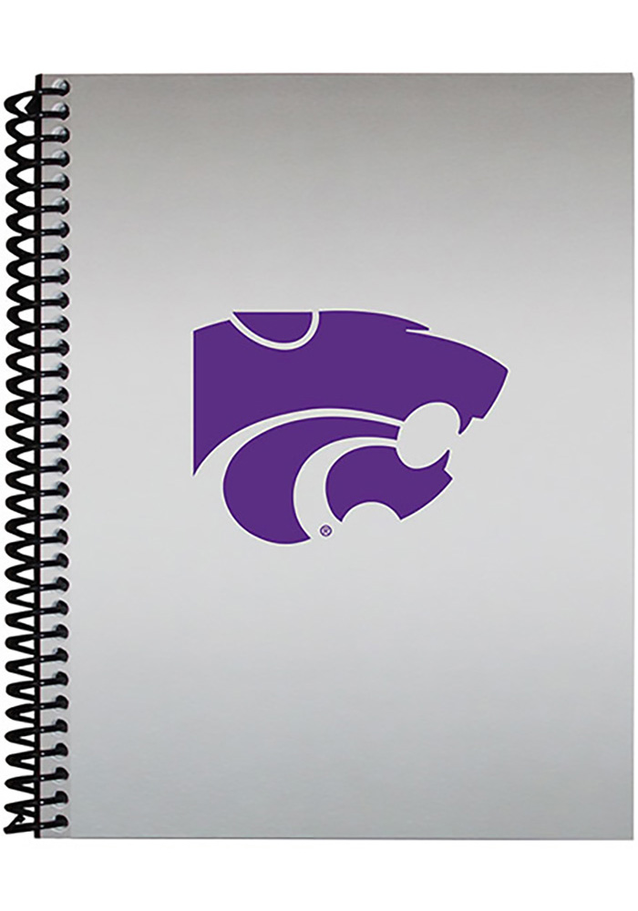 K-State Wildcats Spiral Notebooks and Folders - Image 1