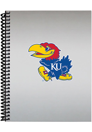 Kansas Jayhawks Spiral Notebooks and Folders