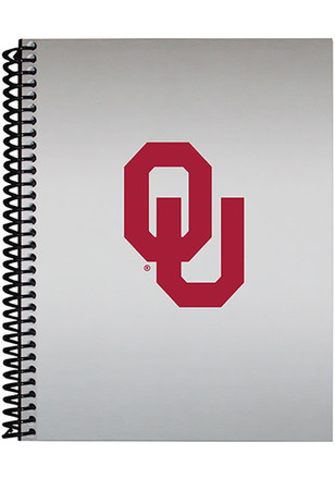 Oklahoma Sooners Spiral Notebooks and Folders