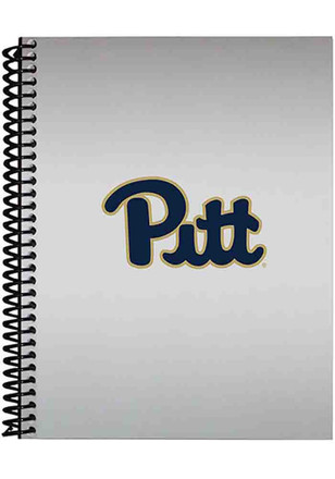 Pitt Panthers Spiral Notebooks and Folders