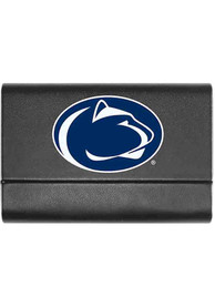 Penn State Nittany Lions Leather Business Card Holder