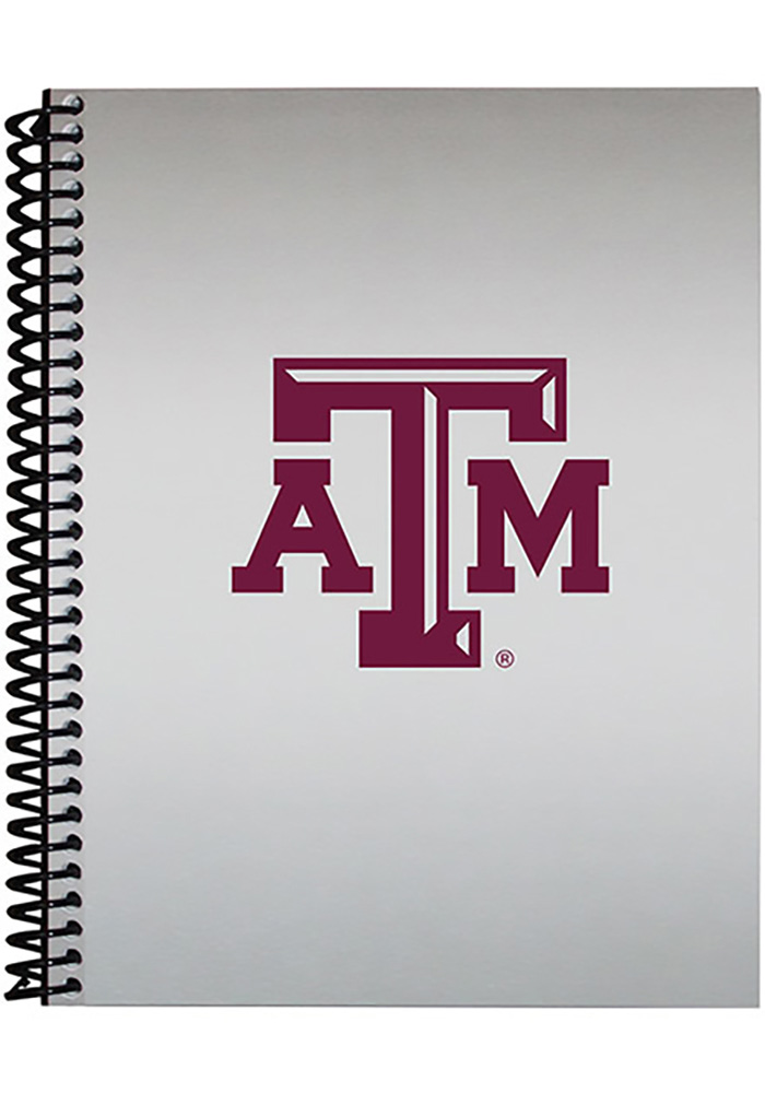 Texas A&M Aggies Spiral Notebooks and Folders - Image 1