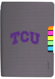 TCU Horned Frogs Highlighter Tab Notebooks and Folders