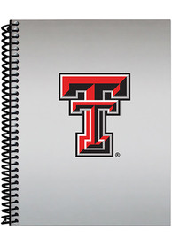 Texas Tech Red Raiders Spiral Notebooks and Folders