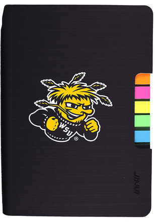 Wichita State Shockers Highlighter Tab Notebooks and Folders