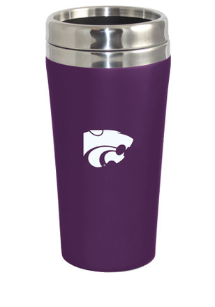 K-State Wildcats Soft Touch Travel Mug