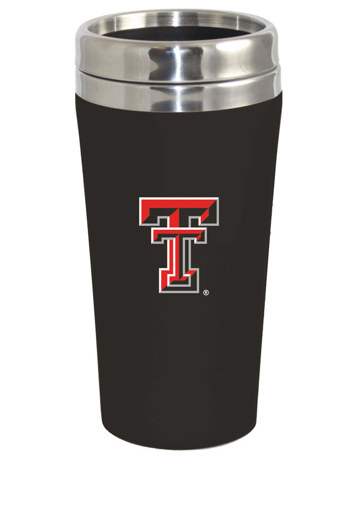 Texas Tech Red Raiders Soft Touch Travel Mug - Image 1