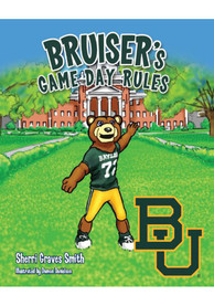 Baylor Bears Game Day Rules Children's Book