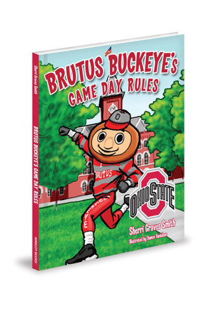 Ohio State Buckeyes Game Day Rules Children's Book