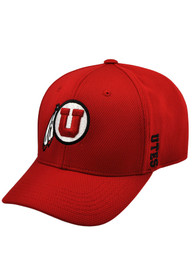 Utah Utes Top of the World Booster Flex Hat - Red