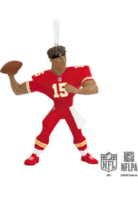 Kansas City Chiefs Player Ornament Ornament