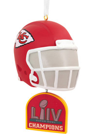 Kansas City Chiefs 2019 Superbowl Ornament