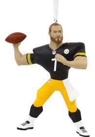 Pittsburgh Steelers Ben Roethlisberger Player Ornament
