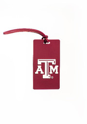Texas A&M PVC Luggage Tag