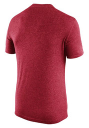 Nike St Louis Cardinals Red Cooperstown Tee