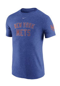 Nike New York Mets Blue DNA Fashion Tee