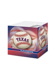 Texas Rangers Sticky Cube Notepad