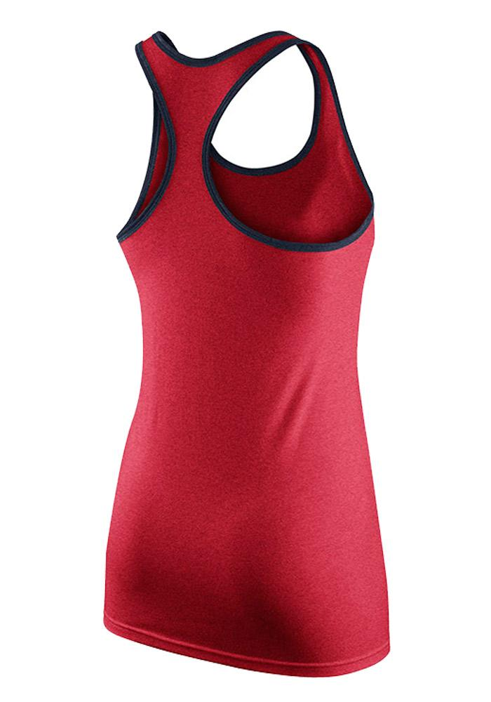 Nike St Louis Cardinals Womens Red Cooperstown Tank Top - Image 2