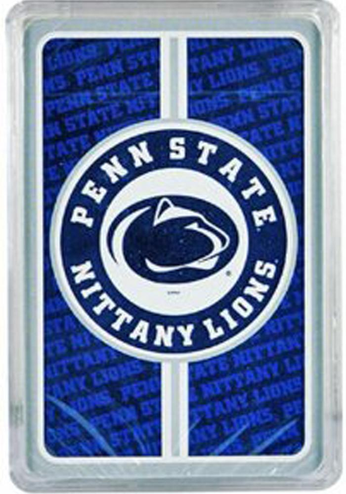 Penn State Nittany Lions Team Logo Playing Cards - Image 1