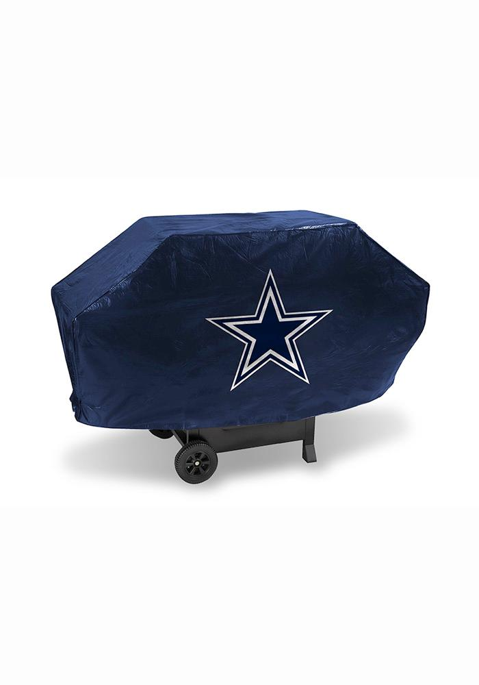 Dallas Cowboys Deluxe BBQ Grill Cover - Image 1