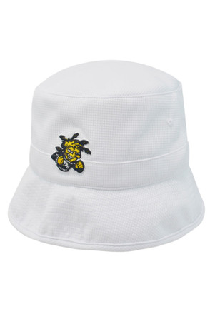 Top of the World Wichita State Shockers Mens White Backswing Flex Hat