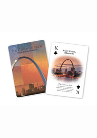 St Louis St Louis Playing Cards