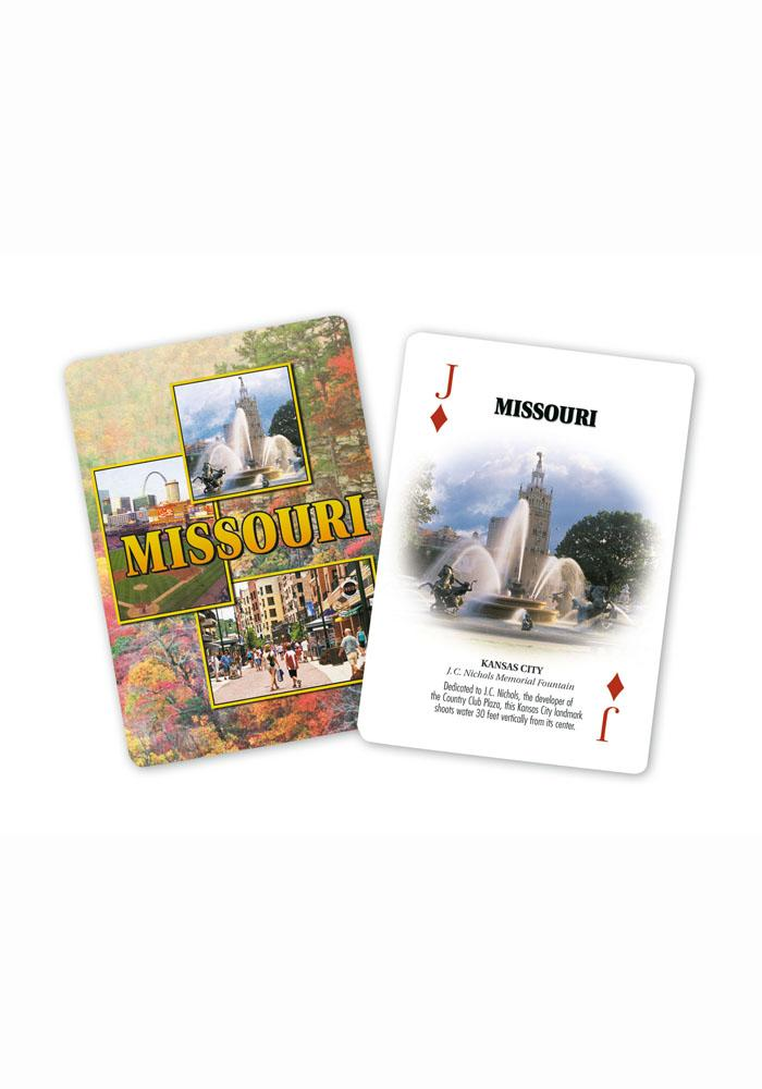 Missouri Missouri Playing Cards - Image 1