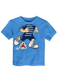 Sporting Kansas City Infant Dream Job T-Shirt - Light Blue
