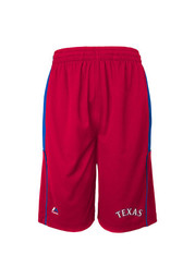 Texas Rangers Youth Red Youth Batters Choice Shorts