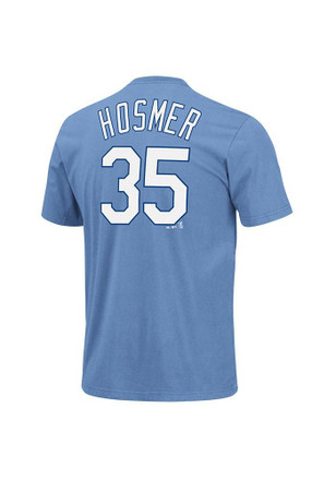 Eric Hosmer KC Royals Boys Blue Boys 4-7 Hosmer Alternate T-Shirt