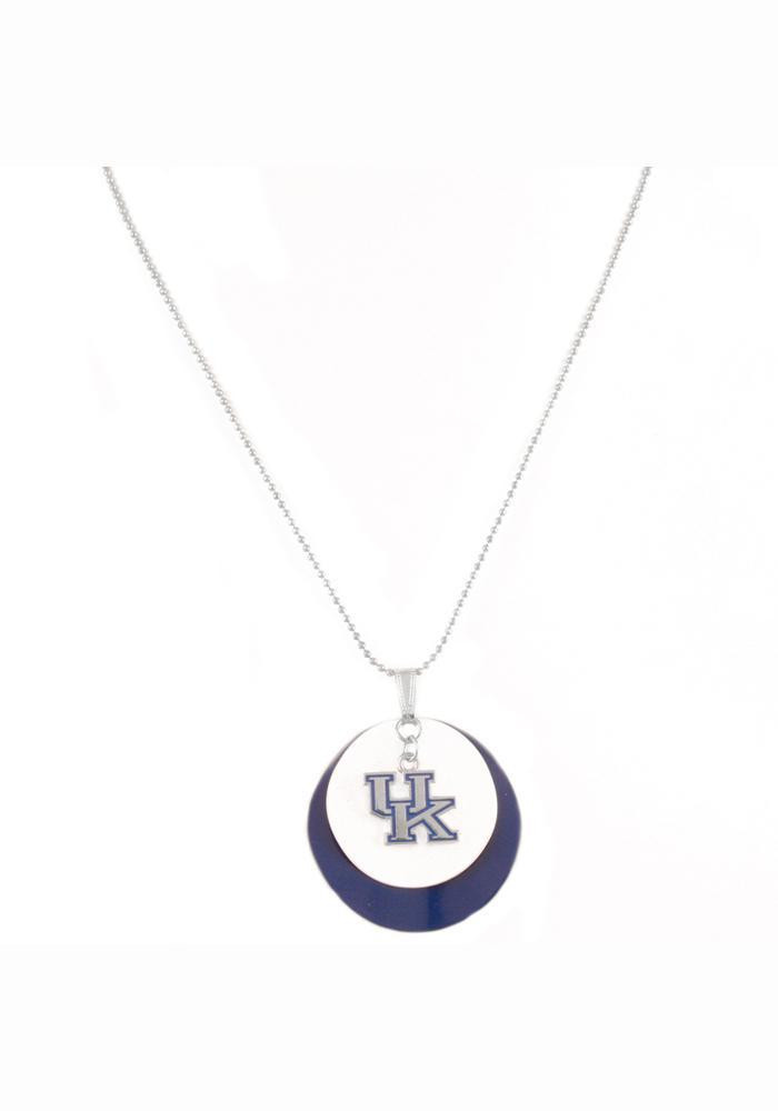 Kentucky Wildcats Disk Necklace - Image 1