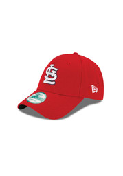 St Louis Cardinals Red Jr The League Youth Adjustable Hat
