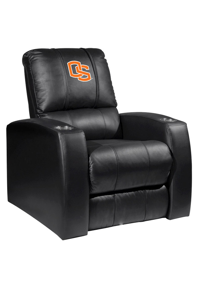 Oregon State Beavers Leather Recliner - Image 1