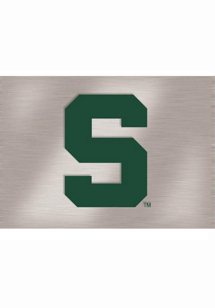 Michigan State Spartans Blank Card - Image 1