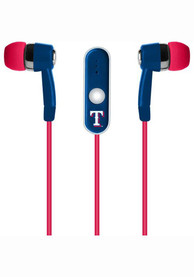Texas Rangers Stereo Ear Buds