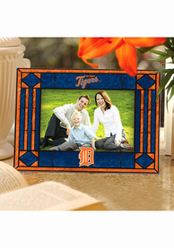 Detroit Tigers Art-Glass Horizontal Picture Frame