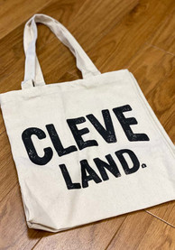 Cleveland 12x8x13 Canvas Reusable Bag