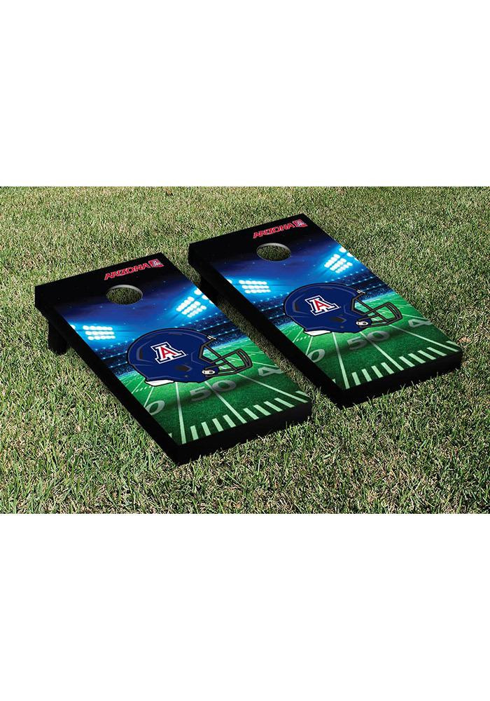 Arizona Wildcats Cornhole Game Set Tailgate Game - Image 1