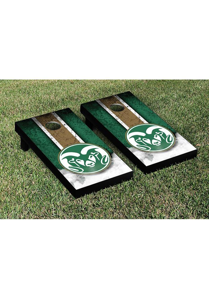 Colorado State Rams Cornhole Game Set Tailgate Game - Image 1