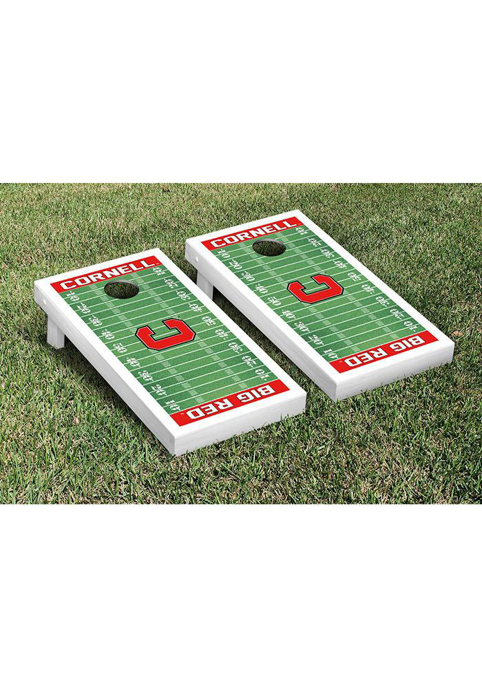 Cornell Big Red Cornhole Game Set Tailgate Game - Image 1